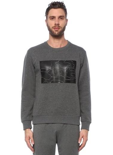 NetWork Sweatshirt Antrasit